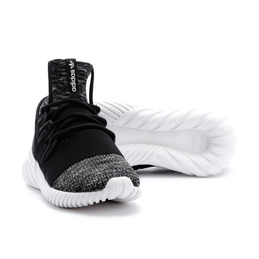 Adidas Tubular Doom PK Men BB2392 Primeknit Black Men PK SZ 8 - 12 3815cc