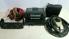 Motorola Xtl2500 M21urm9pw1an Remote Mount P25 Radio 764 870 Mhz 9600 Trunking