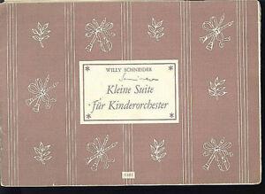 Willy-Schneider-034-Kleine-Suite-034-fuer-Kinderorchester