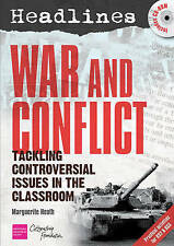 Headlines: War and Conflict: Tackling Controversial Issues ... (Book WITHOUT CD)
