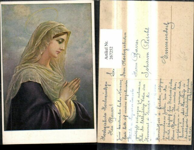 Gebet Heilige Maria