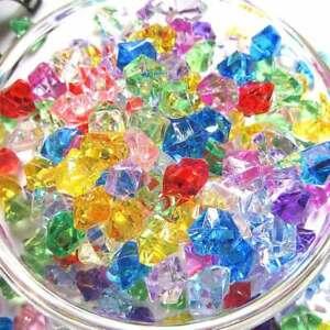 100Pcs-Acrylic-Crystal-Beads-Stone-Nugget-For-Fish-Tank-Aquarium-Decor-SKN