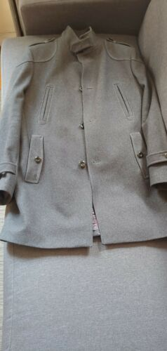 SARAR Interview Large Tailored Overcoat