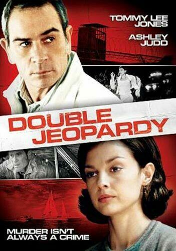 Double Jeopardy (1999 Ashley Judd) DVD NEW