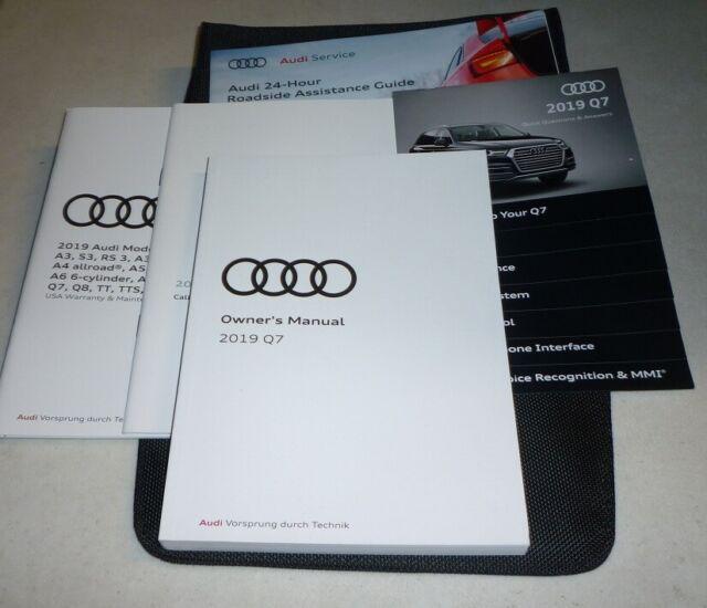 2006 Audi Q7 Owners Manual Manual Guide