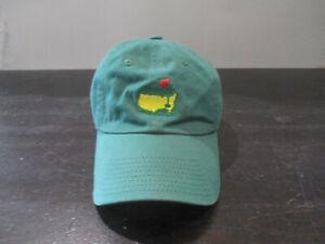 Masters-Hat-Cap-Strap-Back-Adjustable-Augusta-National-Golf-Course-Golfer-Mens