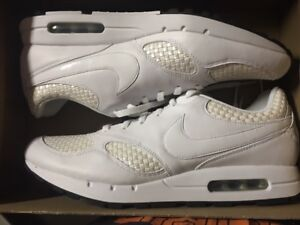 95 Gr45 Air Sneaker Leder Us11 100 90 97 Zenyth WeißWeiß Nike 366624 Neu 6gb7Yfvy