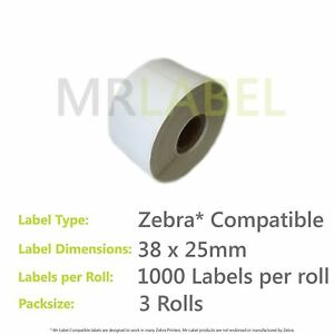 3000x-Zebra-Compatible-Thermal-Labels-3-Rolls-of-1000-38x25mm