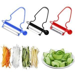 Kitchen-Magic-3pcs-Set-Peeler-Trio-Slicer-Shredder-Julienne-Fruit-Cutter-Tools