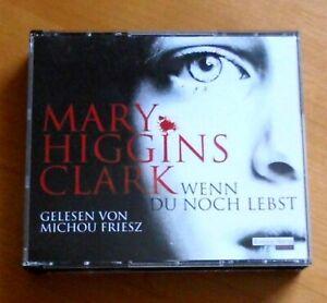 Mary-Higgins-Clark-034-Wenn-du-noch-lebst-6-CDs-Hoerbuch-Thriller