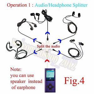 3-5mm-Earphone-Headphone-Audio-Splitter-1-Male-to-2-3-4-5-Female-Port-Cables-New