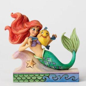 Figurine Jim Shore Plaisir et amis Enesco Disney Traditions 4054274 Areil Fabius