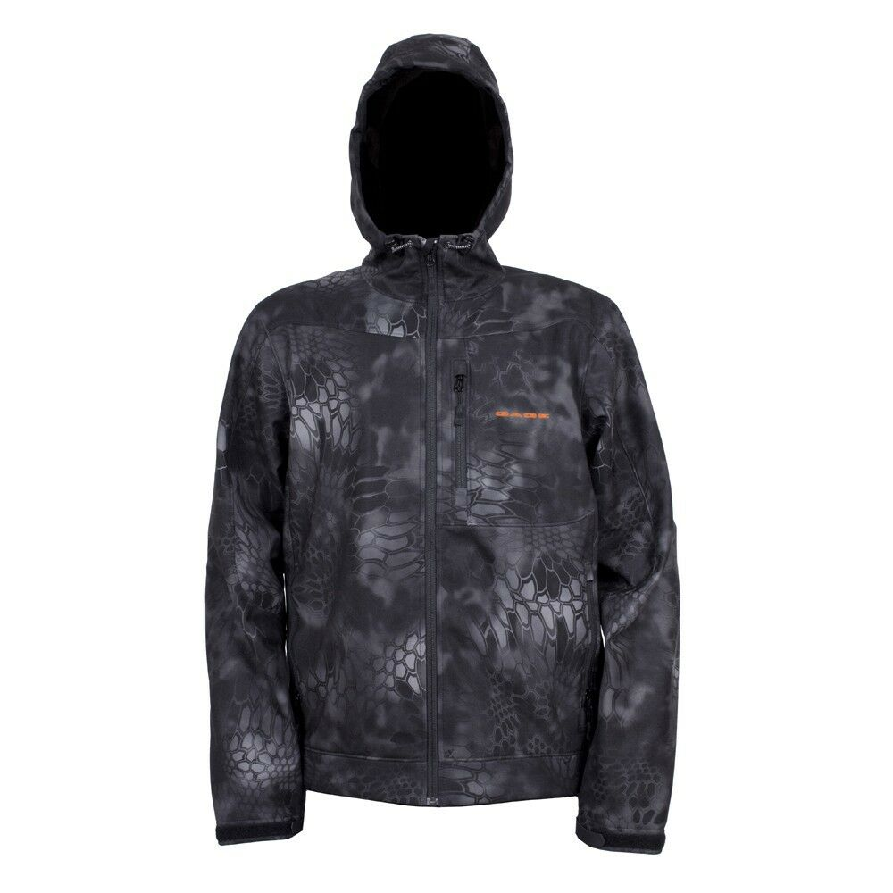 Gage by Grundens Midway Hooded Softshell  Kryptek Typhon Camo, CGTH100T  up to 70% off