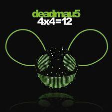 DEADMAU5 - 4x4=12 (NEW CD-FAST Shipping)