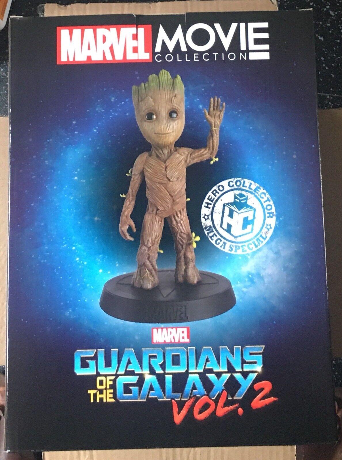 Guardianes de la Galaxia vol 2-figura de Groot bebé