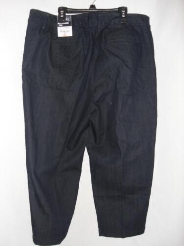 Women/'s St Sizes 16W or 24W Black NWT $46 John/'s Bay Slacks and Capri/'s