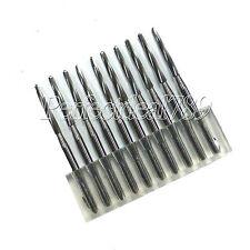 Lot X 10 Dental Surgical Zekrya Carbide Bone Cutters Fg Burs 28mm Long Quality