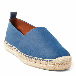 Lauren Collection Capi Scuri Lavaggio Ralph Bowsworth Espadrillas Jeans qd4x1n