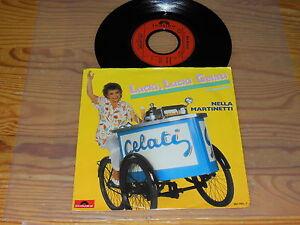 NELLA-MARTINETTI-LUCKI-GELATI-GERMANY-VINYL-7-039-039-SINGLE-1987