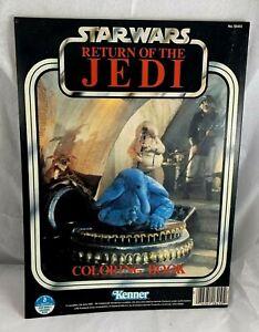 Star-Wars-1983-Return-Of-The-Jedi-Coloring-Book-General-Mills-Kenner