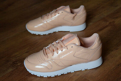 Reebok Classic Leather Patent 36 37 38 39 40 41 CN0771 Patent Princess Spirit | eBay