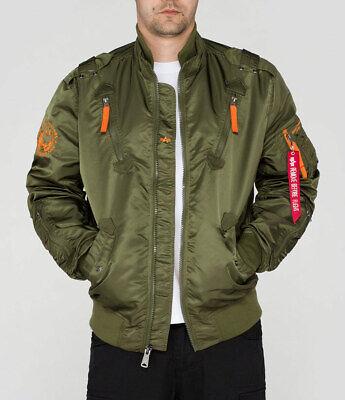 Alpha Industries verano chaqueta