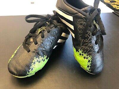 montículo apagado Podrido  New Adidas Predito FXG J Soccer Cleats 12k 13k 1 11/2 2 1/2 4 1/2 Sporting  Goods Youth gloriajeanscoffees.co.th