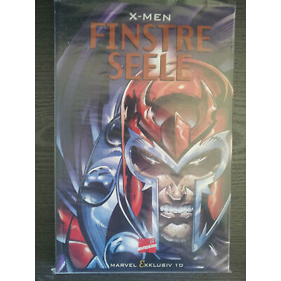 Marvel Exklusiv Band 10 X-Men Finstere Seele Softcover 1998 Marvel