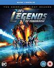 Dc's Legends of Tomorrow Season 1 Blu-ray Region