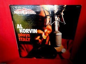 Vedette-Phase-6-AL-KORVIN-plays-Italy-LP-1973-ITALY-MINT