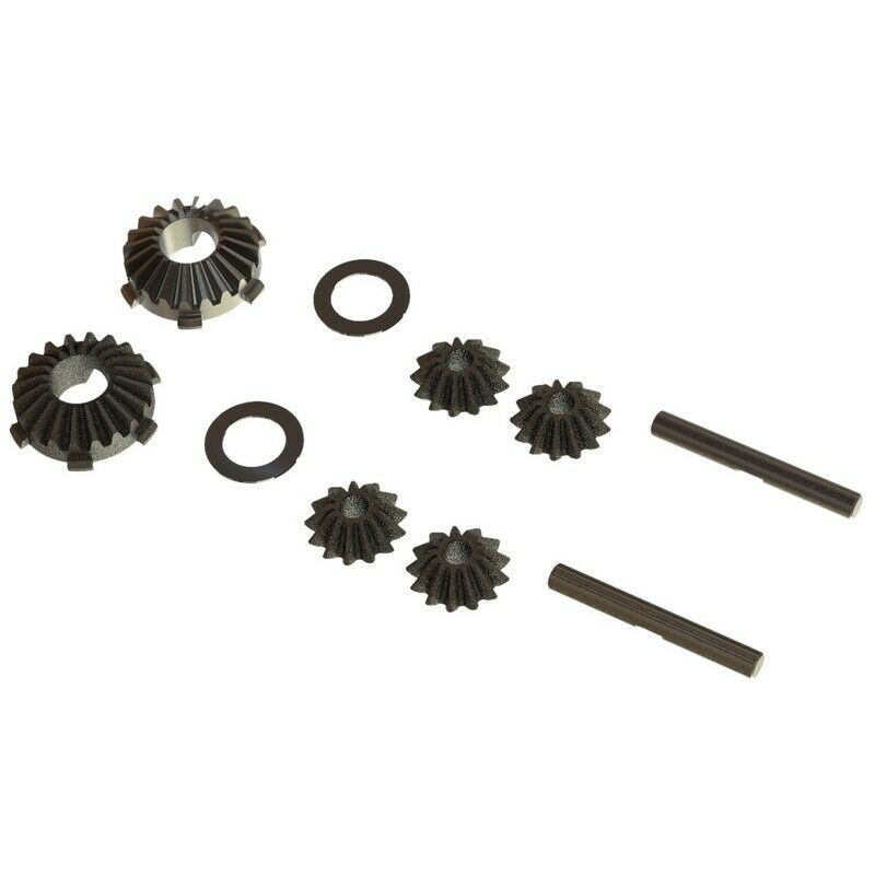 50T Spur Gear Center Solid Axle Diff Differential for Arrma 1//7 Limitless