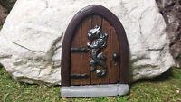 Fairy Door, Gothic Dragon Door