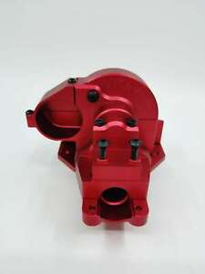 #8937 /&C-Hub L/&R for Traxxas MAXX 1//10 RED VITAVON Alu CNC Steer Blocks L/&R s
