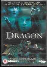 DRAGON GENUINE R2 DVD AMELIA JACKSON GRAY MATT WOLF JON-PAUL GATES NEW/SEALED
