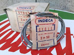 ObéIssant N.o.s Boite De 10 Cable De Frein 23/10è Velo Moto Mobylette Motobecane Peugeot