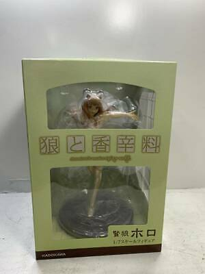 Spice and Wolf Wise Wolf Holo 1//7 Scale Figure Anime Manga NEW