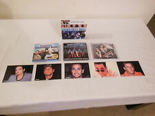 The Complete Backstreet Boys Exclusive 3 CD Audio Biography & Interview Box Set