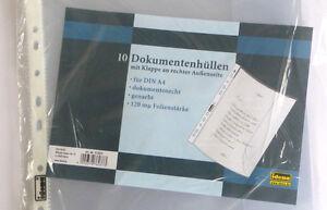 Dokumentenhuelle-Din-A4-120my-extra-stark-mit-Klappe