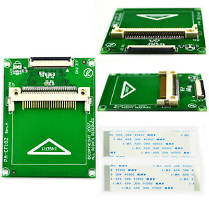 CF-Compact-Flash-Card-To-1-8-034-ZIF-CE-HDD-Adapter-For-iPod-5G-6G-Toshiba-CE-Video