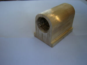 Details about COLCHESTER TRIUMPH 2000 roundhead lathe spare crosslide  imperial feed nut