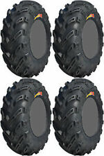 "4 - 25x8-12 GBC DIRT DEVIL A/T ATV TIRES 25"" SET CLAW MUD LITE BEAR #g-KeNdA-bC#"
