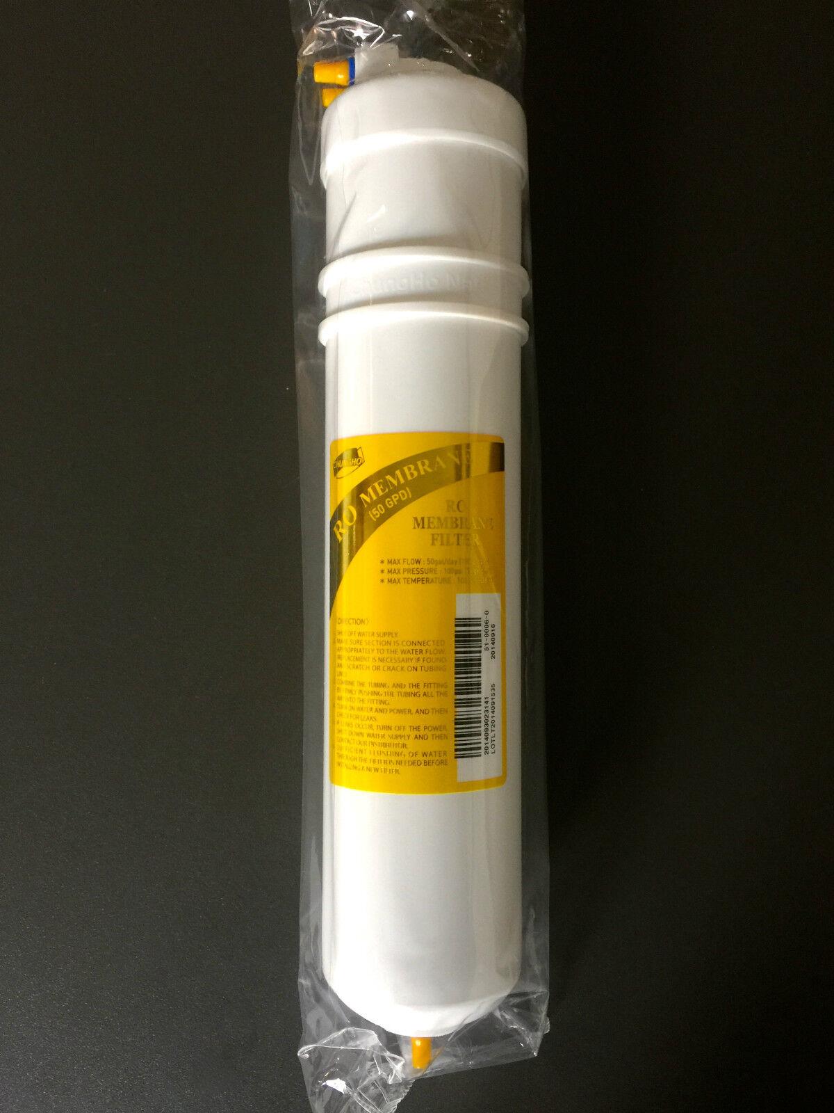 RO Membrane pour Apas Vital Osmose inverse Usine, insTailletion, plante