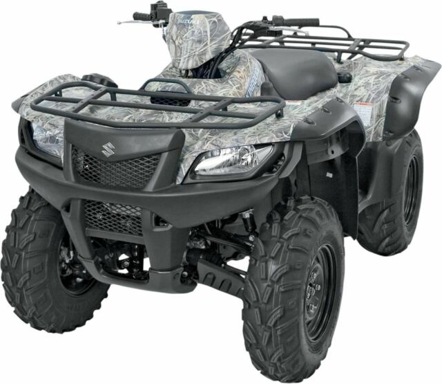 Maier Fender Flares Black for Yamaha Grizzly 660 02-08