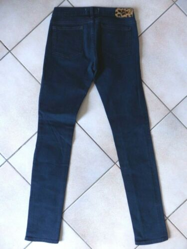 T Autentisk Jeans Kex Enten Skinny 37fr Navy trash 27 Acne 32 qanfxHX
