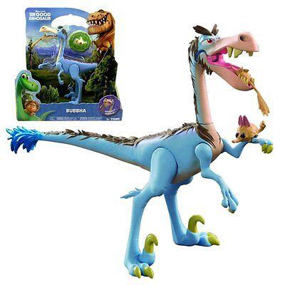 Attivo Disney Pixar Il Buon Dinosauro Grande Action Figure Raptor Bubbha-mostra Il Titolo Originale