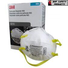3m 8210 N95 Particulate Respirator 20 Masks Per Box Exp 062026 Valid Codes