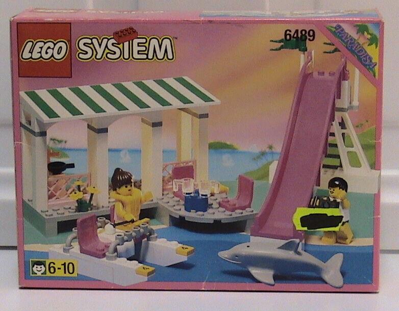 Nuovo Lego Town Paradisa 6489 Vacanziero Holiday Cottage Imballato 609m Ragazze