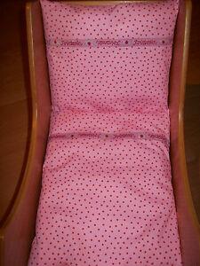 puppenbettw sche kissen prinzessin f puppenbett holz puppenwagen lauflernwagen ebay. Black Bedroom Furniture Sets. Home Design Ideas