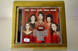 CD0565-Various-Artists-VH-T-Divas-Live-Pop