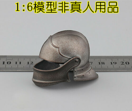 "POPTOYS EX019 1//6th Joan of Arc knight Helmet model Jeanne d/'Arc F 12/"" Figure"